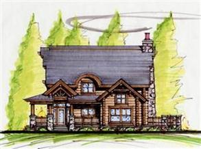 Natural Element Home Plan