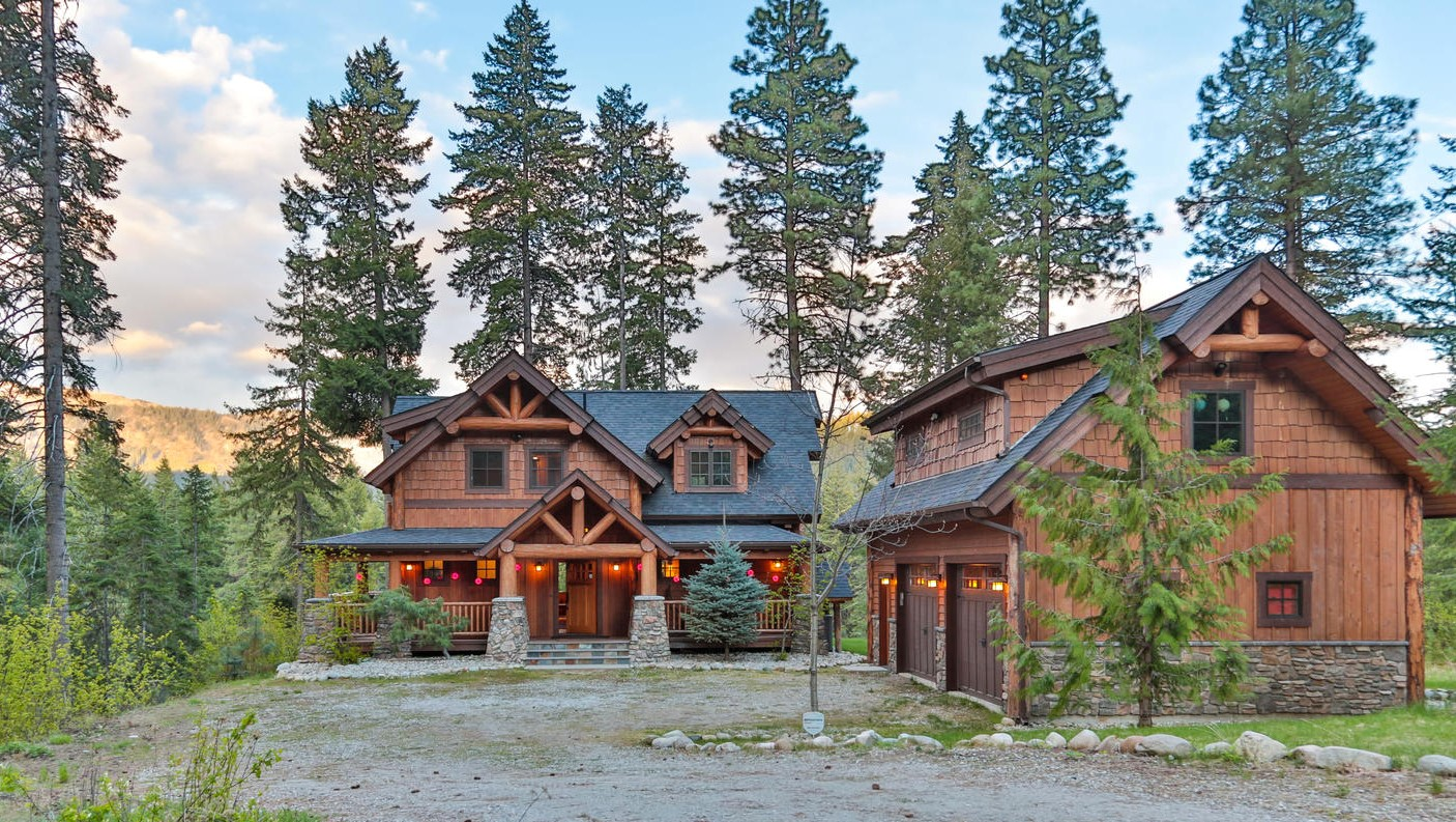Plan details natural element homes for Mountain house lodge